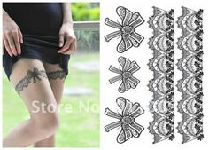 garter tattoo design - Buscar con Google