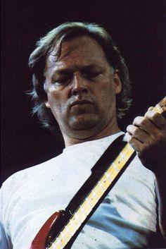 David Gilmour, Momentary Lapse of Reason Tournée