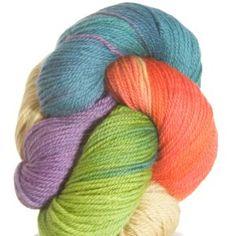 Lorna's Laces Shepherd Sport Yarn - '12 September - Slushy Facial