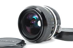 [NearMint] Nikon New Nikkor 28mm f/2.8 Wide angle Non-Ai MF Lens from Japan  | eBay