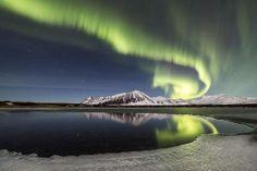 A la poursuite des aurores boréales, diamants verts d'Islande