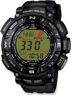 43575d9fc88d Casio Pathfinder Tough Solar Watch - Men s - 2014 Overstock Relojes  Digitales  DigitalWatch  Trindu