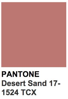 #ROSE #SPRING2016 Art And Craft, Material Board, Dusty Rose Color, Color Lenses, Pantone Color, Color Combos, Decor Styles, Orange Color, Blush Pink