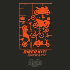 Biker Kit sold out www.open24hours.cc