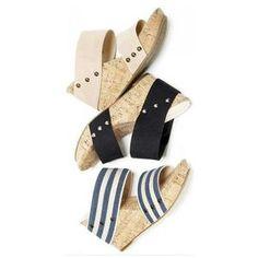 Women Slip on Wedge Sandals Casual Platform Shoes Pumps – rosynova Gladiator Sandals Heels, Strap Sandals, Wedge Sandals, Wedge Shoes, Summer Sandals, Platform Shoes, Pump Shoes, Pumps, Flip Flop Shoes