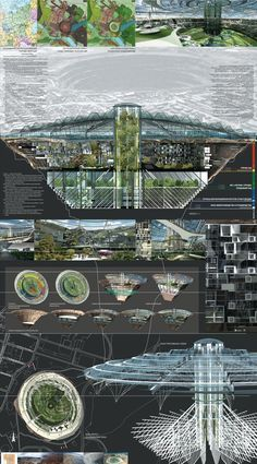Cities of the future.