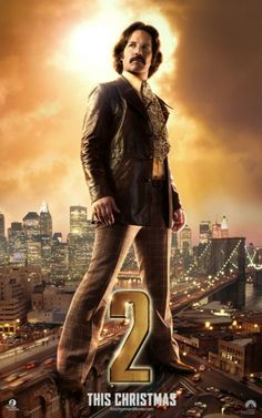 Anchorman 2: The Legend Continues   Title:... - Movies & Shows That Rock