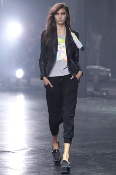Y-3 | Spring 2014 Ready-to-Wear Collection | Style.com