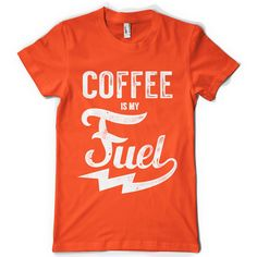 Coffee is my fuel Graphic design