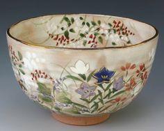 Japanese Porcelain, Japanese Ceramics, Japanese Pottery, Japanese Bowls, Pottery Bowls, Ceramic Bowls, Ceramic Pottery, Matcha Bowl, Japanese Matcha