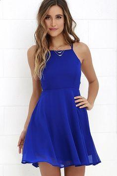2017 Women's Party Dress Backless Bandage Sleeveless Mini Dress Blue White Green Color S,M,L,XL Vestidos Hoco Dresses, Club Dresses, Pretty Dresses, Homecoming Dresses, Summer Dresses, Chiffon Dresses, Dance Dresses, Vestidos Color Azul, Jw Mode