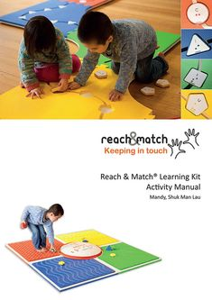 APH — Reach & Match Learning Kit® Stimulates Multiple Senses to Educate and Engage Sensory System, Multiple Disabilities, Innovative Systems, Developmental Delays, Sensory Stimulation, Emotional Development, Special Needs, Social Skills, Fun Learning