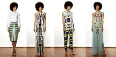 african graphics - Pesquisa  Collection 2013. geometric