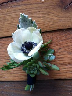 Sweet Succulents for Boutonnières, Wedding Centerpieces and Altar Arrangements | Equally Wed – LGBTQ Weddings