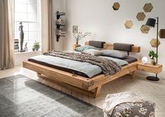 Industrial Bedroom Design, Rustic Bedroom Furniture, Luxury Bedroom Design, Bed Furniture, Home Interior Design, Bedroom Decor, Wood Bed Design, Bed Frame Design, Bed Frame With Storage