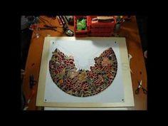 Make a Tiffany Lamp 5 of 5 - YouTube