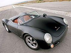 1955 Porsche 550 Spider....