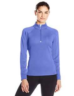 Zero Restriction Womens Samantha Double Jersey Stretch Knit Pullover Jacket Cascade XLarge ** To view further for this item, visit the image link. Note:It is Affiliate Link to Amazon.