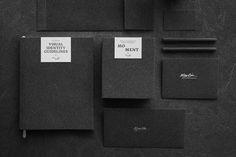 Visual Identity — letterhead, business card, visual identity guidelines