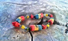 Summer #krobo #beads from #Ghana and the world!