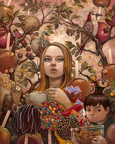 Eye Candy by Aaron Jasinski