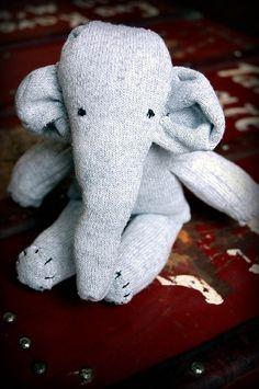 elephant by wordsforsnow, via Flickr