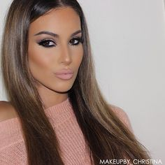 CHRISTINA SIKALIAS @makeupby_christina Obsessed with thi...Instagram photo | Websta (Webstagram)