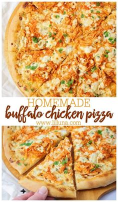 Chicken Crust Pizza, Chicken Pizza Recipes, Recipes With Shredded Chicken, Chicken Alfredo Pizza, Flatbread Pizza Recipes, Healthy Pizza Recipes, Spicy Recipes, Cooking Chicken To Shred, How To Cook Chicken
