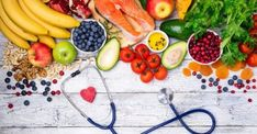 healthy food list for kids diet free recipes Heart Healthy Diet, Healthy Food List, Healthy Snacks For Diabetics, Healthy Baking, Healthy Foods To Eat, Healthy Dinner Recipes, Stay Healthy, Healthy Frozen Yogurt, Gastro