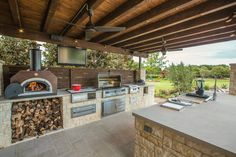 Incredible outside kitchen ideas for Your Lovely Home