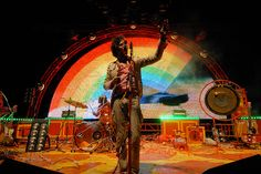 Flaming Lips... Can I just say.  Go. See. Them. Live.  You will not be disappointed. (unless you are prone to seizures).