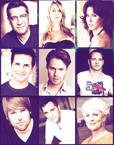 Queer as Folk ...daughter and I used to have weekend marathons watching the series...