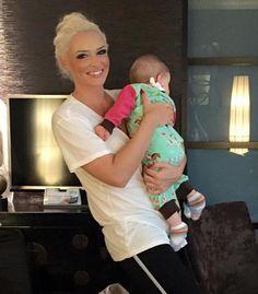 Baby Daniela Katzenberger