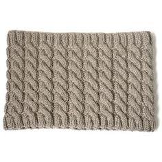 ケーブル模様のネックウォーマーの作り方 手順|9|編み物|編み物・手芸・ソーイング|ハンドメイド、手作り作品の作り方ならアトリエ Neck Warmer, Merino Wool Blanket, Knitting Patterns, Knit Crochet, Crafts, Shawl, Wool, Manualidades, Knitting Paterns