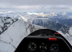 Bird's eye view: Is there a better way to see the Southern Alps of southeastern France tha...