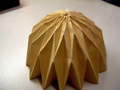 logarithmic diamond bowl, upside down by EricGjerde, via Flickr