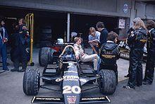 Keke Rosberg  ATS 1979  - what a great guy