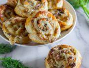 cheesy-mushroom-pinwheels-4