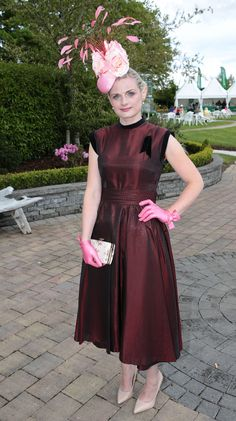 Killashee Irish Tatler Style Icon Competition at Curragh http://www.killasheehotel.com/events-enquiry.html