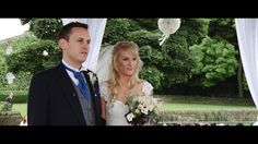 We had a wonderful day shooting Amy & Mark's wedding film