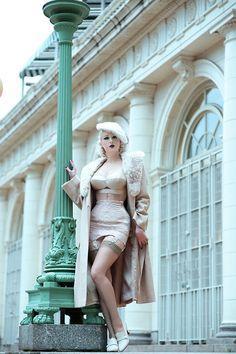 Rachel Ann Jensen ♥: Search results for Backseam Pin Up Vintage, Vintage Models, Vintage Coat, Vintage Glamour, Vintage Lingerie, Estilo Pin Up, Estilo Retro, Stockings And Suspenders, Sexy Stockings
