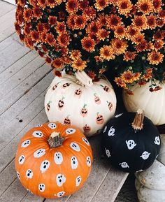 Halloween Home Decor, Halloween House, Holidays Halloween, Halloween Pumpkins, Halloween Crafts, Happy Halloween, Halloween Decorations, Halloween Party, Hallowen Ideas