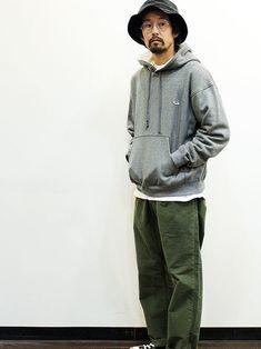 [モデル 168cm 54kg 足サイズ26cm ] HAT : LOOKER (ルッカー)