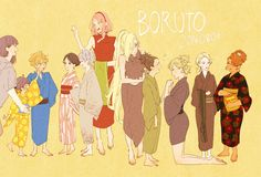 Find images and videos about naruto, sakura and boruto on We Heart It - the app to get lost in what you love. Naruto Uzumaki, Anime Naruto, Naruto Gaiden, Boruto And Sarada, Naruto And Sasuke, Hinata, Naruhina, Kakashi, Naruto Girls