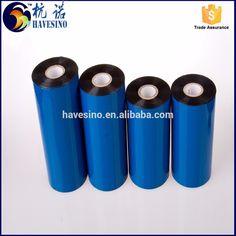 High quality Thermal transfer ribbon wax,resin,wax-resin barcode ribbon