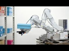 Japan's Hitachi has developed a double-arm robot that could replace some warehouse workers. Photo: Getty Images Subscribe to the WSJ channel here: http://bit...