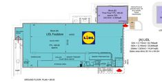 supermarket floor plan lidl - Google Search Floor Plan Creator, Lidl, Entrance, The Creator, Floor Plans, Flooring, How To Plan, Google Search, Entryway