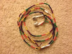 Pinterest project #6: tangle-free earbuds