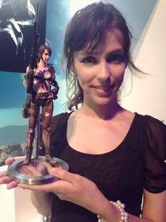 Stefanie Joosten talks about playing Quiet in MGSV: The Phantom Pain | Metal Gear Informer