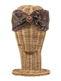 Turbante Aconcagua / Hippie, boho-chic, ethnic style. Fashion, Casual Style. Rosebell turban -